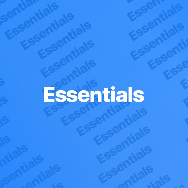 It's time to say Hello to Essentials theme 4